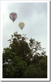 Kilsyth Hot Air Balloon 3