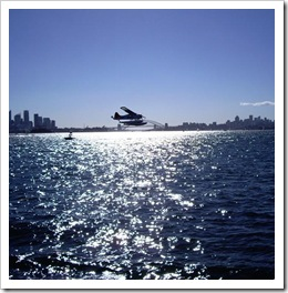 Rose Bay Seaplane