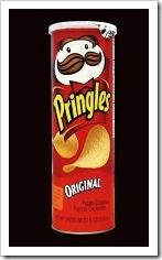 pringles can - original
