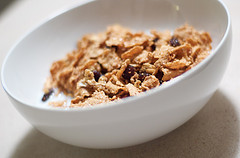 Cereal Bowl: Flickr User twatson