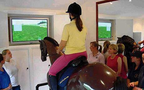 Ridemaster Pro Horse Riding Simulator