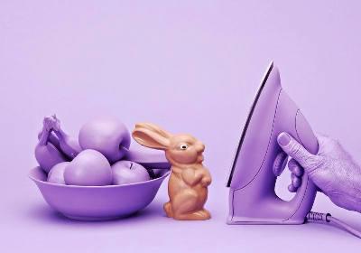 Bunny meet Iron, Iron meet Bunny