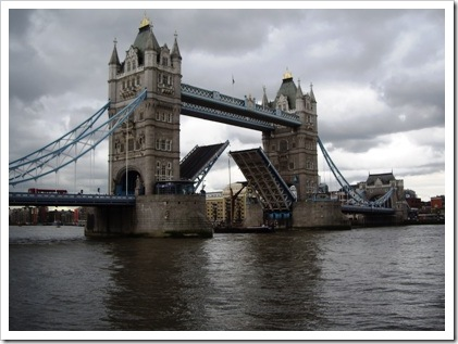 Open Tower Bridge