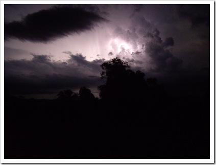 farm lightning