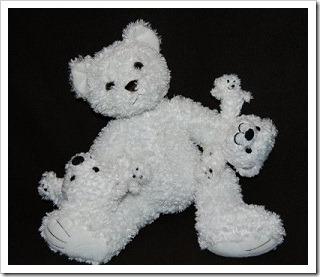 mandelbrot teddy bear