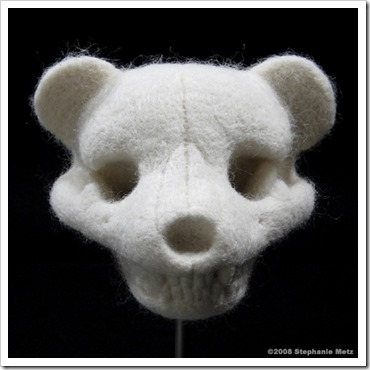 Teddy Bear Skull