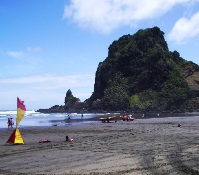Lion Rock, Piha 2.JPG